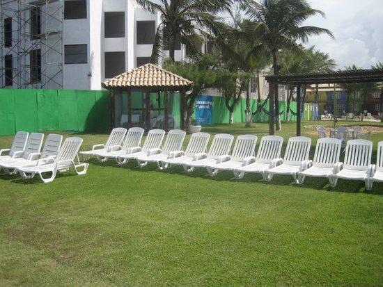 Marupiara by GJP: Area em reforma
