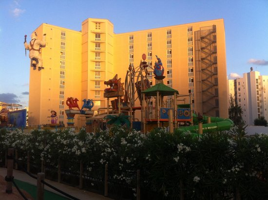 Sol Katmandu Park & Resort: Water park