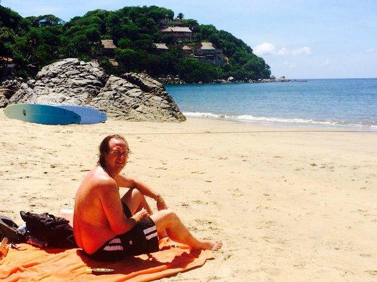 Sunset Plaza Beach Resort & Spa: Playa Los Muertos  Sayulita