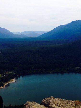 Rattlesnake Mountain Trail : Beautiful  view
