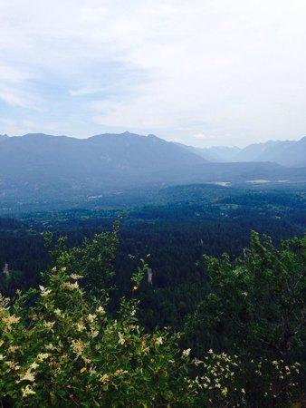 Rattlesnake Mountain Trail : Gorgeous day
