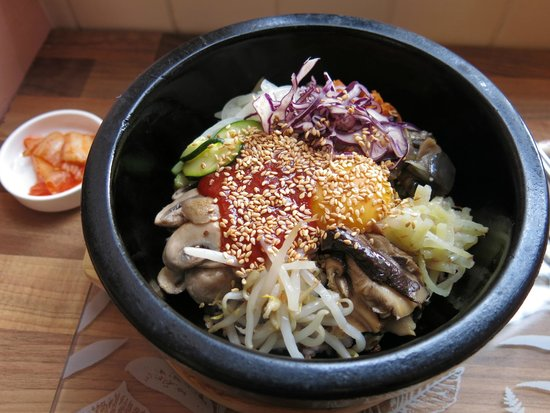 Kims Mini Meals: The perfect Bibimbap!