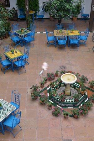 El Rey Moro Hotel Boutique Sevilla: Patio interno