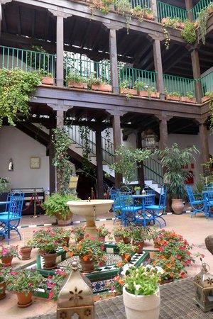 El Rey Moro Hotel Boutique Sevilla: Area interna