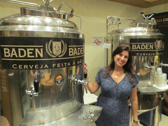 Baden Baden Tour: Chopeira