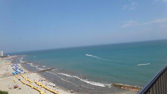 Hotel Capilla del Mar: Habitación - Piso 14