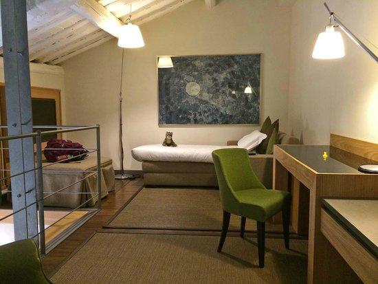 Babuino 181: Moncada Suite loft