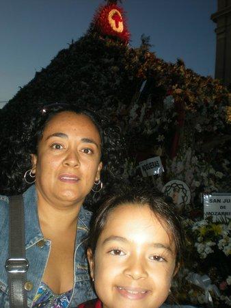 Basílica de Nuestra Señora del Pilar: NOSOTRAS!!!