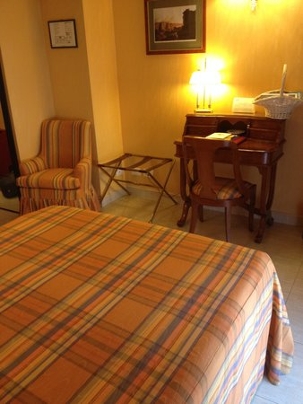 Hotel Victoria : la camera