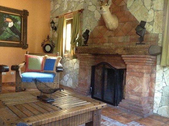 Rancho Las Guazaras: My cabin