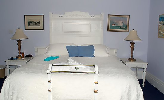 Claramount Inn & Spa: The comfy bed