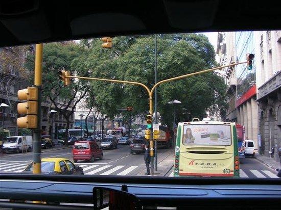 Hotel Promenade: Cidade