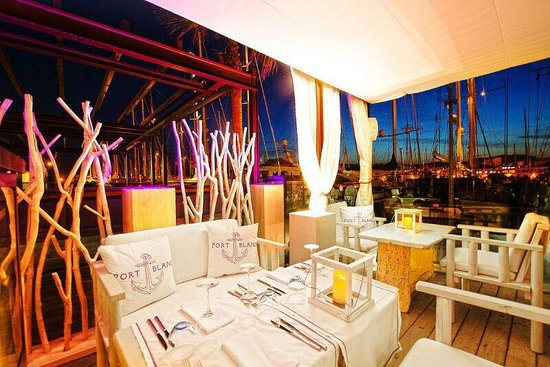 Port Blanc Restaurant Bar Palma De Mallorca Restaurantbeoordelingen Tripadvisor