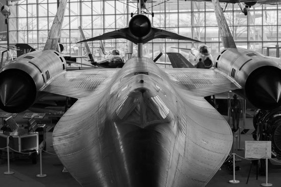 The Museum of Flight: Blackbird