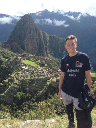 Inti Sun Trek: in Machu Picchu