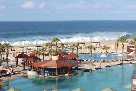 Pueblo Bonito Pacifica Golf & Spa Resort: View from our room