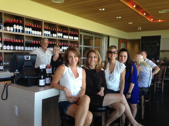 Wine Tours Gone South: Road 13 Winery
