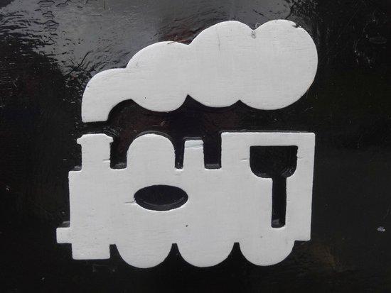 Vale of Rheidol Railway: Logo