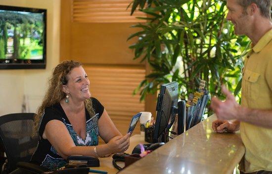 Maui Coast Hotel: Personal Concierge Service