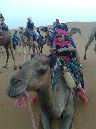Viajes Marruecos 4x4: Llegada a las haimas