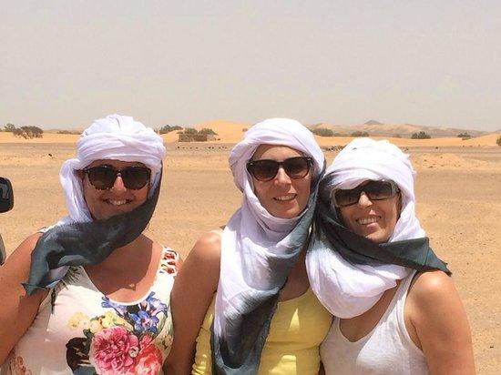 Viajes Marruecos 4x4: Turbantes!
