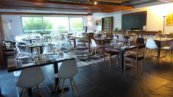 Hotel da Estrela: dining room