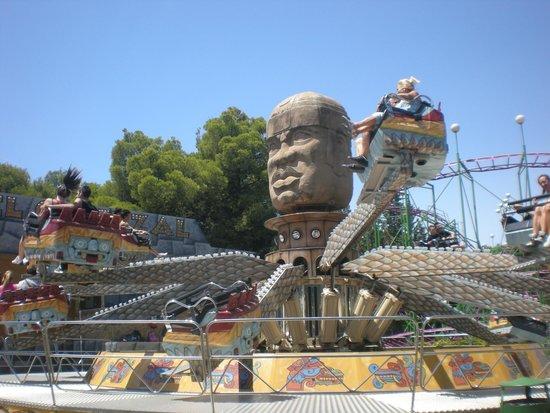 Parque de atracciones Zaragoza: RICO