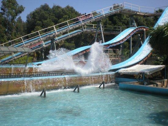 Un chapuzon foto di parque de atracciones zaragoza - Parque atracciones zaragoza ...