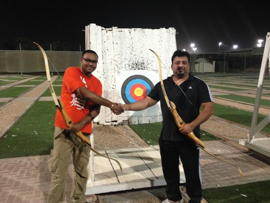 Al Forsan International Sports Resort : Archery