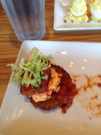 Yardbird - Southern Table & Bar : Fried tomato, so good