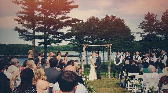 1774 Inn: Our Wedding