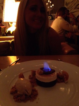 The Bazaar by Jose Andres: Deconstructed s'mores