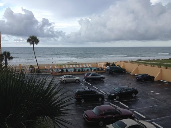 Quality Inn & Suites On The Beach : view from room 312