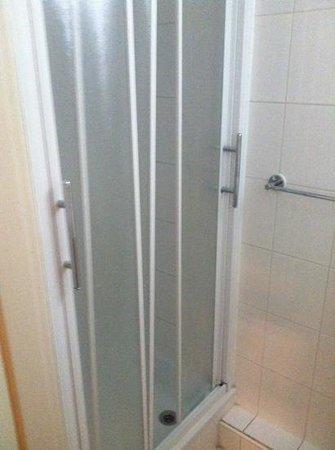Hotel Savoy Amsterdam: душ!!!