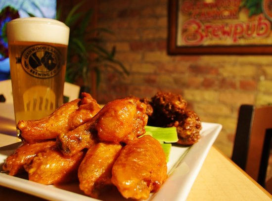 Glenwood Canyon Brewing Company : We make some mean Hot Wings