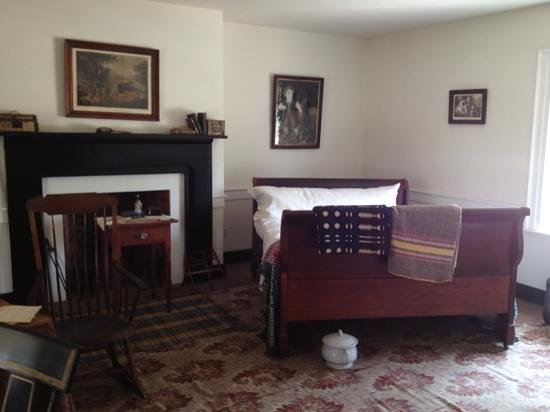 Appomattox Court House National Historical Park : Inside the McLean House