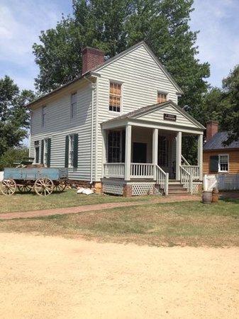 Appomattox Court House National Historical Park : Shop