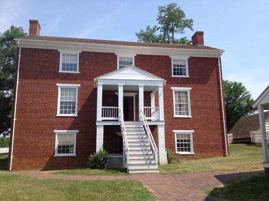 Appomattox Court House National Historical Park : McLean House