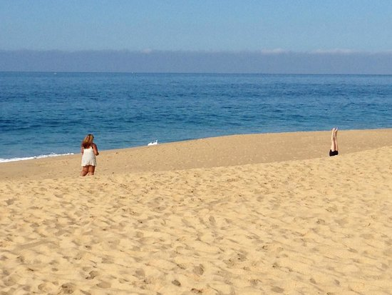 Pueblo Bonito Sunset Beach: Beach area!!!