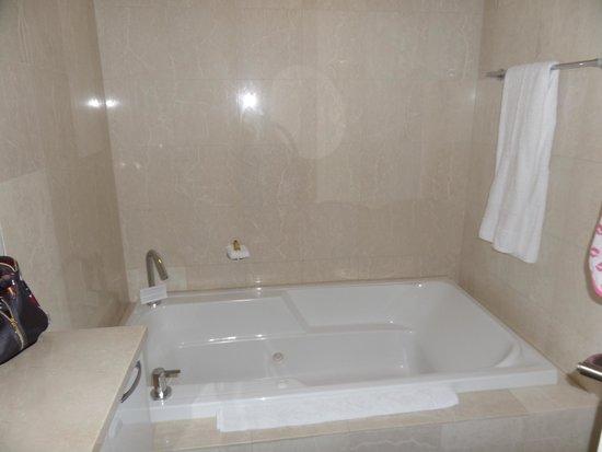 Hilton Fort Lauderdale Beach Resort : Room 1103 Jet Bath