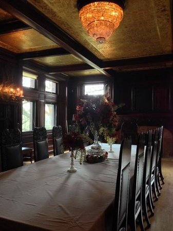 James J. Hill House: Dining Room