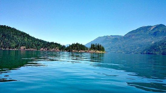 Harrison Hot Springs Resort & Spa: Harrison lake