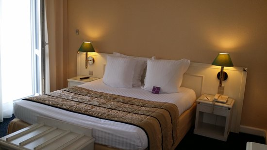 Mercure Limoges Royal Limousin Hotel : room
