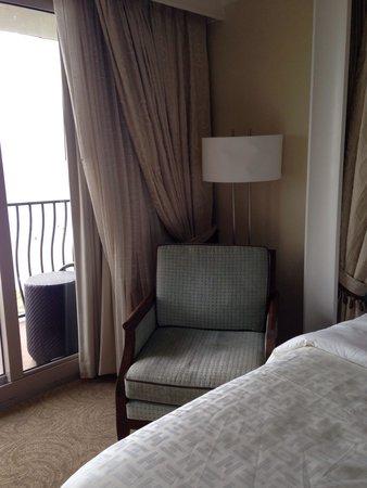 One Ocean Resort & Spa : Double w/balcony