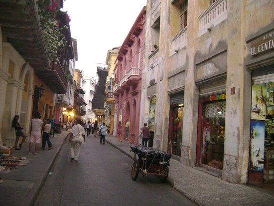 Decameron Cartagena: Ciudad amurallada