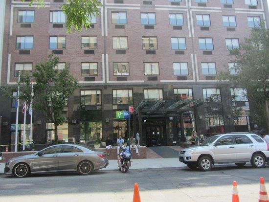 Holiday Inn Express Manhattan Midtown West : Hotel