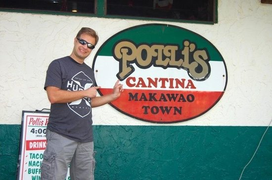 Polli's Mexican Restaurant: One of the best Mexican meals I have ever had. 2014.