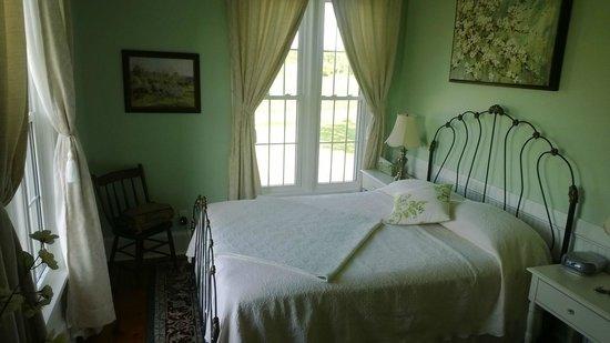 Woodruff Manor Bed & Breakfast : Room