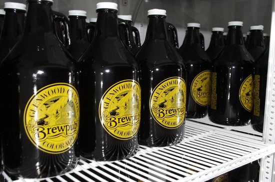 Glenwood Canyon Brewing Company : Our Growlers are eco-friendly