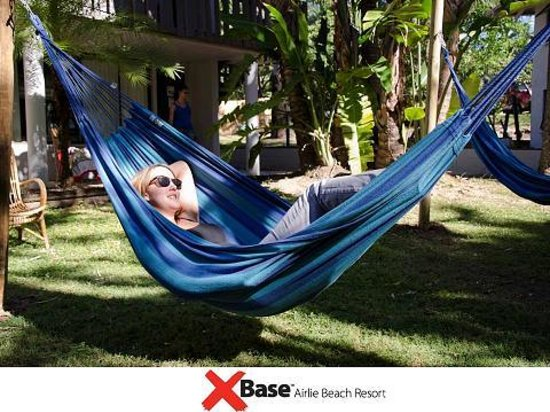 Base Airlie Beach Resort: Relax